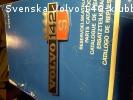 Volvo 142GT skärmemblem