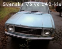 1972 Vintage Volvo 142E Coupe w/ Factory A-C)