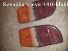 Baklampsglas 140-serien