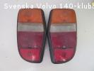 Bakljus Volvo 140