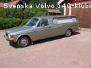 Volvo 145 begravningsbil 1970