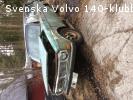 Volvo 145 reservdelsbil
